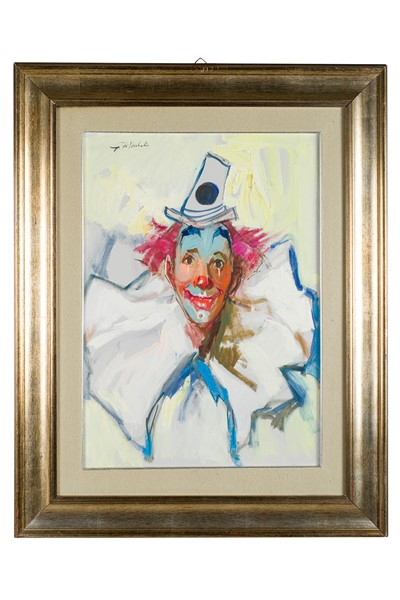 Giacomo De Michelis - Clown