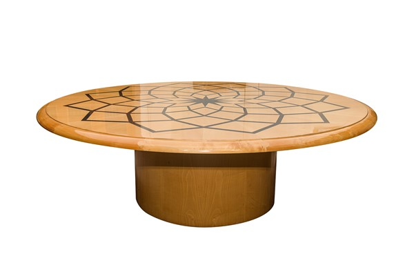 Paolo Portoghesi (attr. a) - Large round table